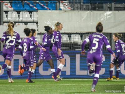 Calcio femminile, la Fiorentina ribalta il Milan e vola in finale di Supercoppa Italiana
