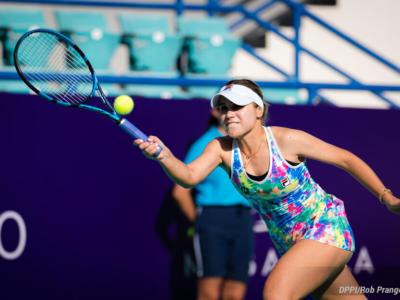Tennis, WTA Abu Dhabi 2021: brividi Kenin e Svitolina, avanti Sabalenka. Sakkari batte Muguruza
