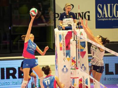 Volley femminile, CEV Cup: Monza regola lo Zok e passa in semifinale! Brianzole in lotta per il trofeo