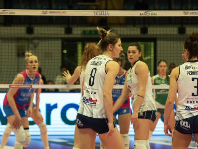 Volley femminile, Serie A1: Chieri rimonta Scandicci, vittoria al tie-break per il quarto posto