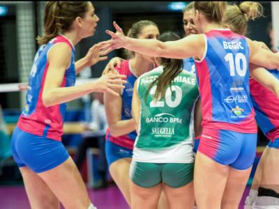 Volley femminile, CEV Cup: Monza batte il Bekescsaba e vola ai quarti di finale