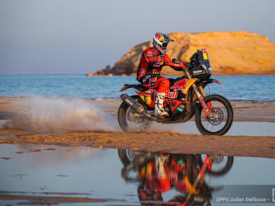 Dakar 2021, Sam Sunderland vince la tappa. Kevin Benavides assapora il successo finale, Brabec attardato