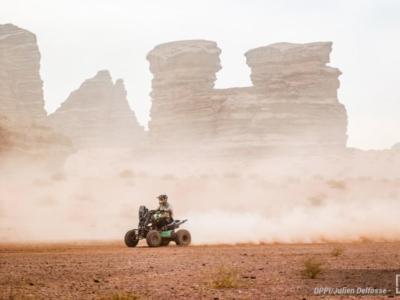 Dakar 2021, Giovanni Enrico si impone tra i quad nell'undicesima tappa. Anton Shibalov domina nei camion