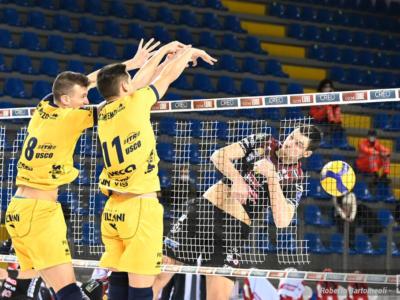Volley, Coppa Italia: Modena liquida Monza. Alle Final Four con Civitanova, Perugia e Trento