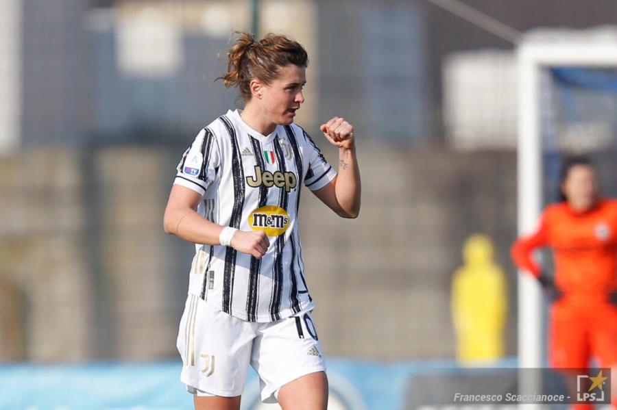Calcio femminile, Serie A 2021: la Juventus passa per 0 3 in casa dell'Inter. Sorridono anche Roma e Fiorentina