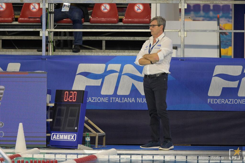 """Pallanuoto, Paolo Zizza: """"Sabato sarà una battaglia. Tutti devono rispettare l'Italia"""""""