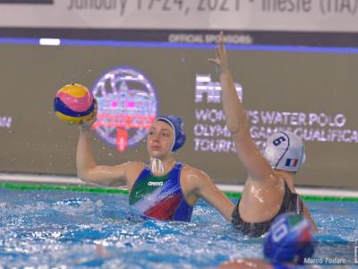 Pallanuoto femminile, Preolimpico 2021: i risultati del 20 gennaio. Larghe vittorie per Ungheria e Grecia