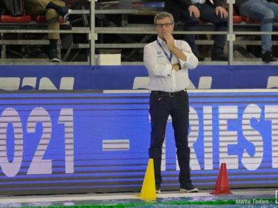 """Pallanuoto femminile, Paolo Zizza: """"Con l'Ungheria mi aspetto una battaglia, sarà l'episodio a fare la differenza"""""""