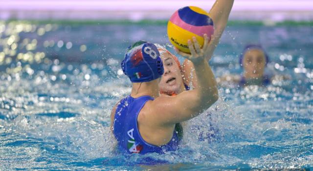 Pallanuoto femminile, Preolimpico 2021: Italia-Slovacchia potrebbe anche essere ininfluente