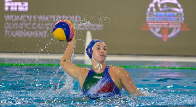 Pallanuoto femminile, Italia-Israele: programma, orario, tv, streaming. Quarti di finale Preolimpico 2021
