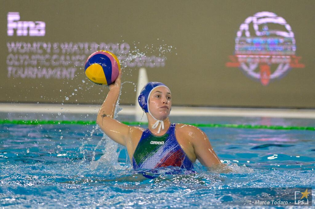 Pallanuoto femminile, Italia Israele: programma, orario, tv, streaming. Quarti di finale Preolimpico 2021