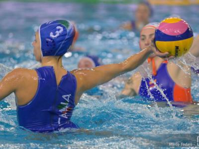Pallanuoto femminile, classifica Preolimpico 2021: Italia e Grecia vincono i due raggruppamenti