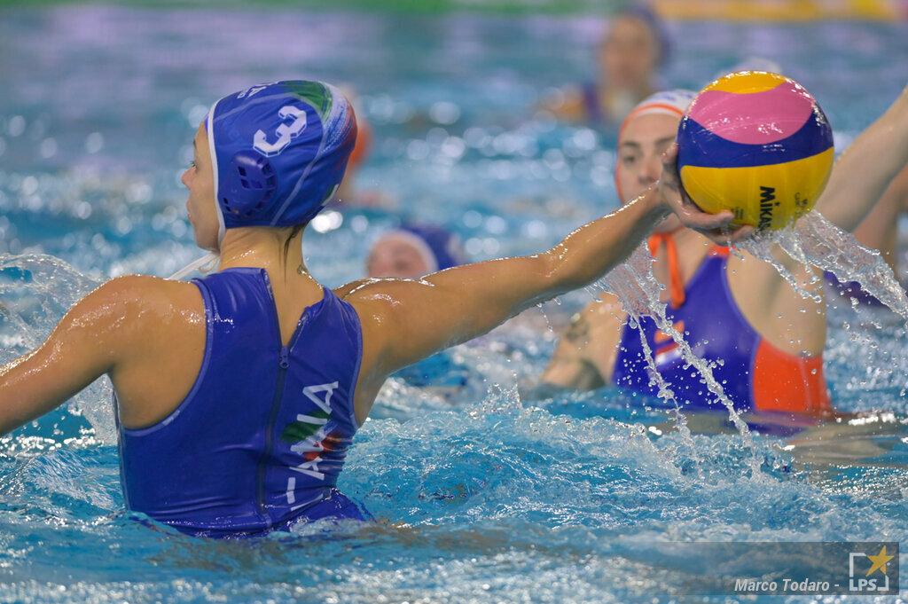 Pallanuoto femminile |  classifica Preolimpico 2021 |  Italia e Grecia vincono i due raggruppamenti