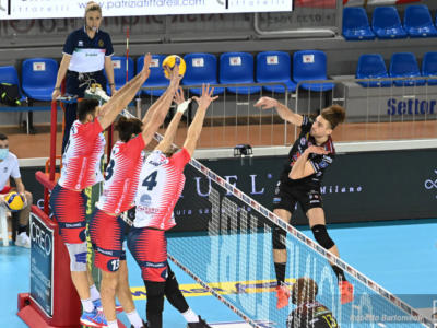 Civitanova-Modena oggi: orario, tv, programma, streaming Semifinale Coppa Italia volley