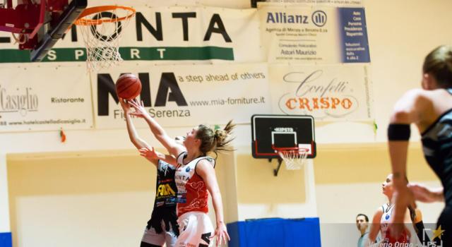 Basket femminile, 17ma giornata Serie A1 2020-2021: negli anticipi trionfano Bologna e San Martino di Lupari