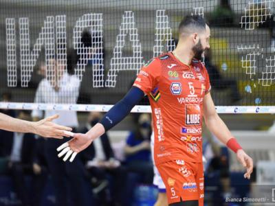 Volley, Coppa Italia: Civitanova-Modena 3-0, Lube in finale per difendere il trofeo