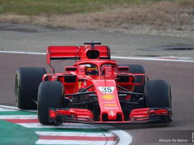 F1, Robert Shwartzman impressiona a Fiorano! Domani tocca a Leclerc, mercoledì a Sainz