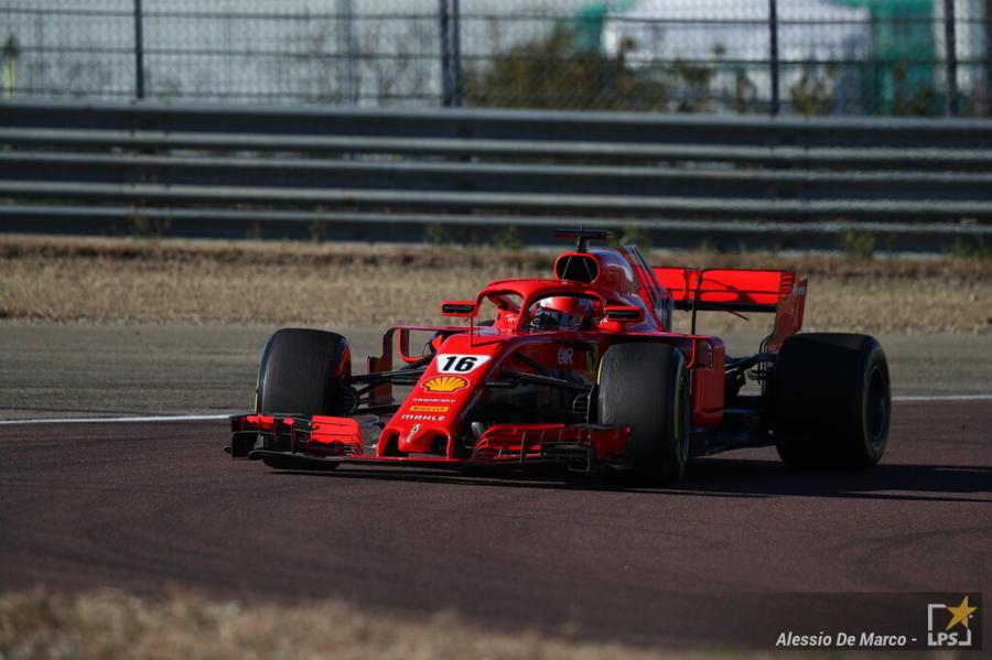F1 |  Ferrari si cimenta con i Test Pirelli |  Leclerc e Sainz firmano 85 giri a Jerez