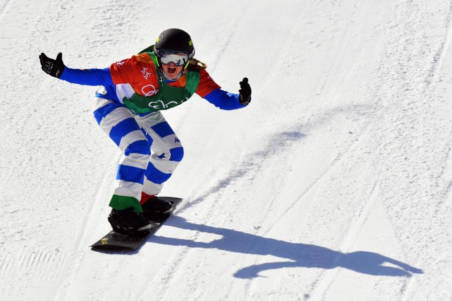 """Snowboardcross, Michela Moioli: """"Un mese senza gare dura prova. L'obiettivo è di concentrarmi su agilità e reazione del corpo"""""""