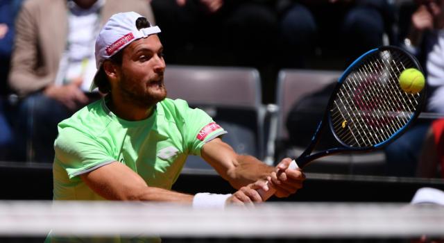 Tennis: Joao Sousa positivo al Covid-19, non farà gli Australian Open