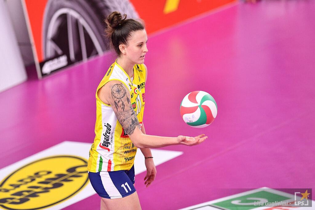 Volley femminile, Champions League 2021: Conegliano ritrova Folie e demolisce il Kamnik 3 0