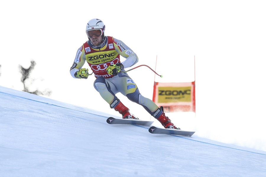 Sci alpino, rottura del legamento crociato per Aleksander Kilde. Stagione finita per il campione norvegese
