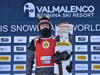 Snowboardcross, Alessandro Haemmerle vince a Veysonnaz e serve il tris in Coppa del Mondo