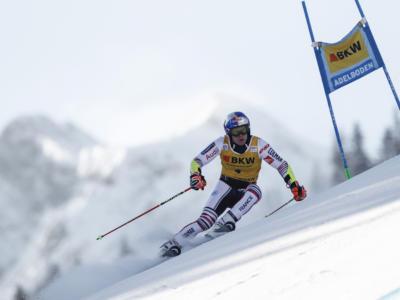 Sci alpino, Alexis Pinturault domina anche il gigante bis ad Adelboden. Bravo De Aliprandini: è sesto!