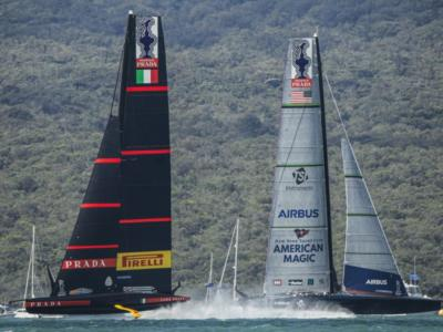 Prada Cup 2021: sarà duello tra Luna Rossa e American Magic? Ineos UK parte inizialmente in seconda fila