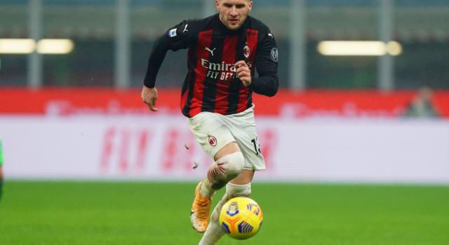 """Calcio, Milan: Rebic e Krunic sono tornati negativi. Recuperato anche Theo Hernandez: """"falso positivo"""""""