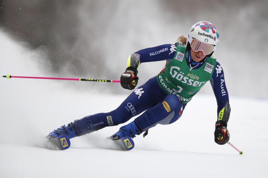 LIVE Sci alpino, Gigante 2 Kranjska Gora in DIRETTA: Bassino seconda a 3 decimi da Shiffrin. Bene Goggia, Brignone lontana