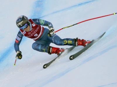 Sci alpino, startlist discesa Crans Montana 23 gennaio. Programma, orari, tv, pettorali di partenza