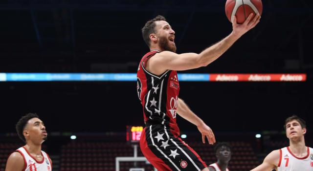 Cremona-Olimpia Milano oggi: orario, tv, programma, streaming recupero Serie A basket