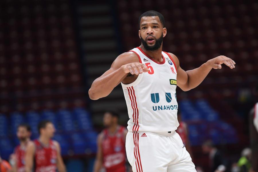 Basket, Reggio Emilia ko contro l'Iraklis nella seconda giornata di FIBA Europe Cup 2021