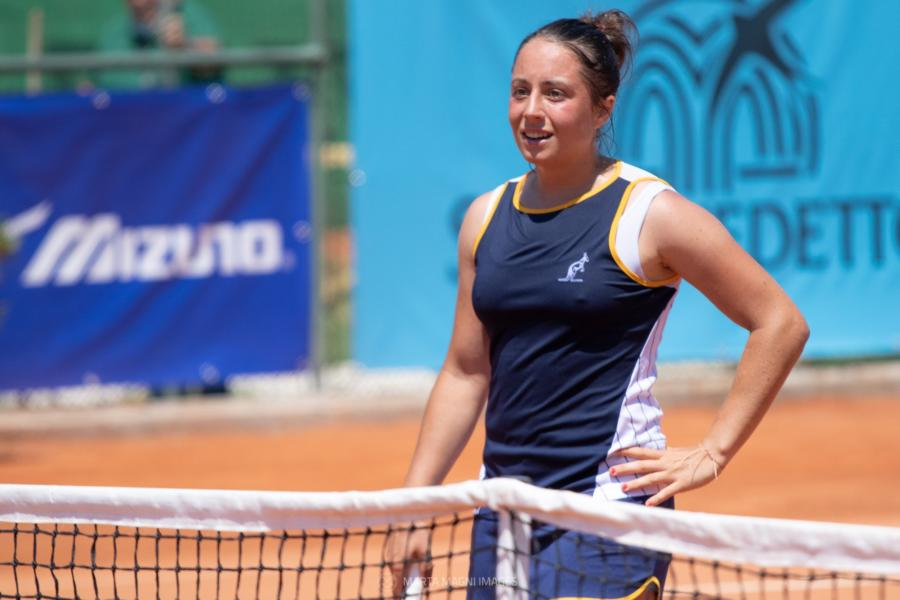LIVE Buzarnescu Trevisan 2 6 6 2 4 3, Romania Italia King Cup in DIRETTA: festival dei break, la rumena serve per il match