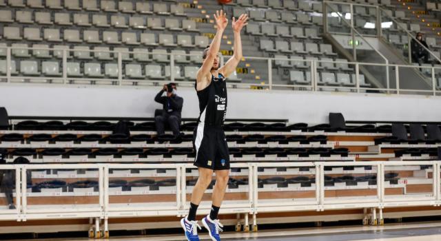 Basket, EuroCup 2020-2021: Trento butta via un vantaggio monstre, ma alla fine batte il Krasnodar