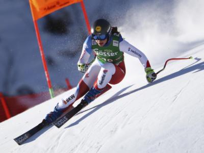 Discesa Crans Montana, sci alpino: startlist di oggi, orario, tv, programma