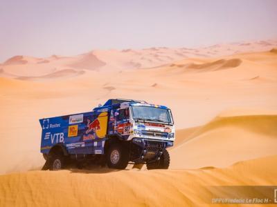 Dakar 2021,Alexandre Giroud si impone nei quad, tripletta KAZAN-MASTER nei camion