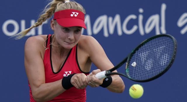 Tennis, Dayana Yastremska sospesa per doping: l'ucraina positiva al mesterolone