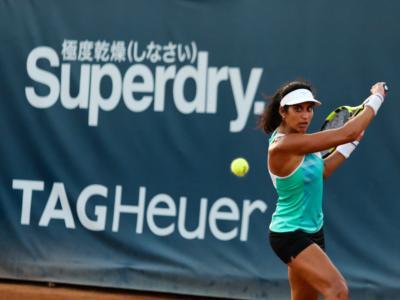 WTA Budapest 2021, Martina Di Giuseppe manca l'accesso al tabellone principale