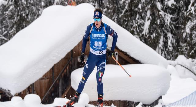 Biathlon, startlist mass start maschile Anterselva: orario, programma, tv, pettorali di partenza
