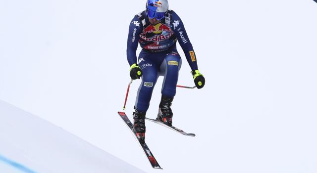 """LIVE Sci Alpino, Discesa Streif in DIRETTA:  4° Innerhofer. Paris: """"Non me la sento di rischiare con poca luce"""""""
