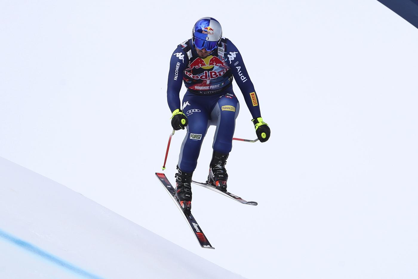 LIVE Sci Alpino, Discesa Streif in DIRETTA: il meteo darà tregua? Dominik Paris sfida Feuz