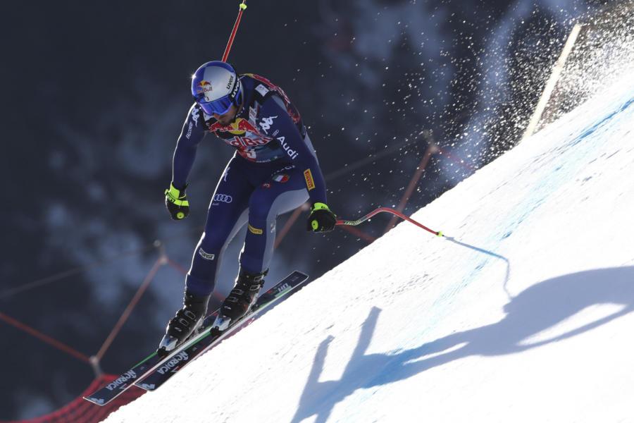 LIVE Sci alpino, Discesa Streif in DIRETTA: cancellata la gara per pioggia e neve
