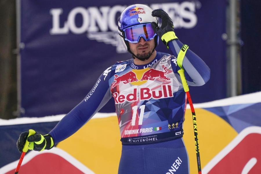 LIVE Sci alpino, SuperG Kitzbuehel in DIRETTA: comanda Kriechmayr quarto Innerhofer, tra poco Buzzi e Paris