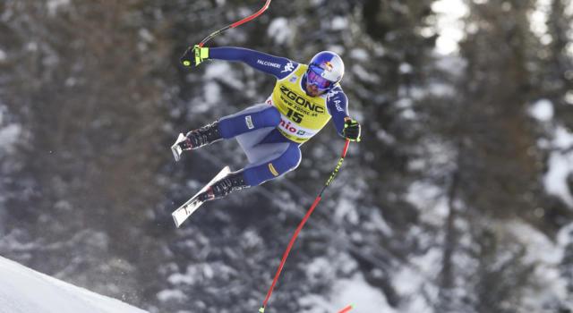 """LIVE Sci alpino, Discesa Kitzbuehel in DIRETTA: Dominik Paris è 3°! """"Ho ritrovato fiducia"""""""