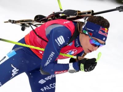 LIVE Biathlon, Staffetta femminile Anterselva in DIRETTA: vince la Russia a sorpresa, l'Italia è quarta e sfiora il podio