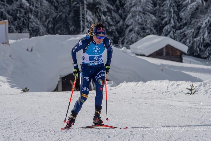 LIVE Biathlon, Inseguimento donne Nove Mesto in DIRETTA: Eckhoff trionfa ancora, Vittozzi 27ma e Wierer 34ma male al poligono