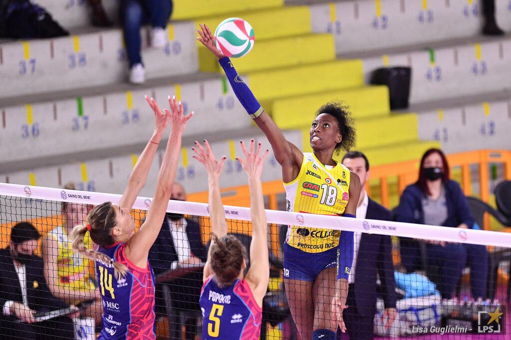 Volley, Serie A1 Femminile 2020/2021: classifica e risultati della regular season