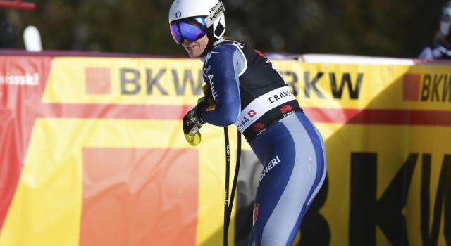 """Sci alpino, Curtoni: """"Finalmente continua dall'inizio alla fine"""", Pirovano: """"Cresco gara dopo gara"""", Brignone: """"La visibilità mi ha tradito"""""""